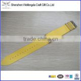 Nato Ballistic Yellow Nylon 20mm Watch Straps