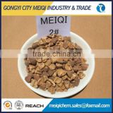 China factory walnut shell granule for water purification