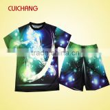 Sublimation Soccer Uniform Hot Sale Polyester Cheap Soccer Jerseys