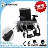 Lead-acid battery disable electric wheelchair with Taiwan light control system