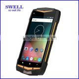 5inch Android5.1 mobile 4G phone waterproof RS232 2D barcode scanner three-proof phone V1S