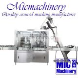 MIC-12-12-1 Top quality professional factory produce glass bottle twist off Cap beverage bottle filling machine with CE
