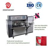 Good sales non-woven handle sealing machine of monolithic with high quality and good customer service