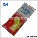high quality wholesale household wholesale yellow housewife latex gloves                                                                         Quality Choice