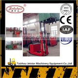 Counter balanceed weight full electric forklift truck stacker