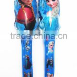 Hot sale clapper frozen sticker foil balloon/mylar , promotion balloon customized foil balloon