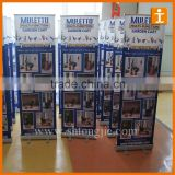 Design printing aluminum rollup banner stand, roll up display