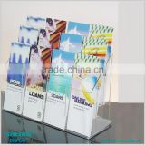 2016 Best-selling A4 Outdoor Acrylic Brochure Holder From China