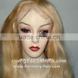 HOT HOT SALE glue less full lace wig