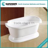 cUPC portable baby bathtub,baby wash tub,standing baby bath tub