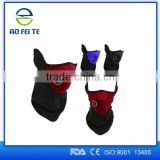 In Stock Cycling Ski Motorcycle Biker Riding Half Face Mask Cold Dust Proof Mask Skull Head Print CS Mask