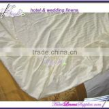 fitted sheets, stripe fitted bed sheets for hotels, motels--with skirting walls