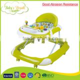 BW-04A new model good abrasion resistance large chassis 8 wheels baby walker for adults                                                                         Quality Choice
