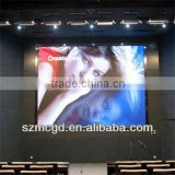 Indoor Led Large Screen Display P7.62 Indoor Led Aluminium Cabinet Rental Display In Alibaba