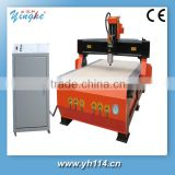 1325 wooden CNC cutting machine with High-speed 860 stepping driver with high configuration for wood