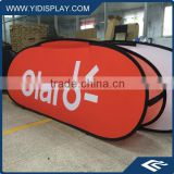 Advertising aluminum fabric frame