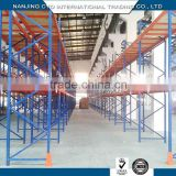 Heavy Duty Storage Warehouse Rack / Warehouse Metal Stacking Rack / Warehouse Pallet Rack