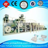 Diaper Machine Product Type and CE Certification Automatic Disposable Adult Diaper Making Machinery
