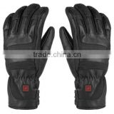 Far Infrared Electric Heated Leather Motorcycle Gloves, Electric Heated Leather Motorcycle thinsulate Gloves