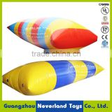NEVERLAND TOYS Inflatable Water Toys Inflatable Blob Jump Water Inflatable Jump Pillow for Pool Hot Sale