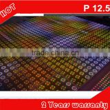 2015 New Arrival DJ Equip Portable LED Dance floor for stage/ night club/ pub stage lights wedding show lights