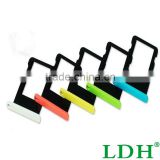 1PCS 100% best quality Colorful Sim Card Tray Slot Holder Replacement for Apple iPhone 5C Sim Card Slot Card Tray fast shipping