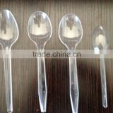 Taizhou High Quality PC/PS Plastic Spoon Mould, Disposable Plastic Injection Transparent Spoon Mould