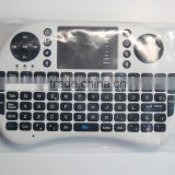 With USB Charging Cable Rechargeable Silicon/Rubber Mini Wireless Keyboard for Android