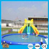Summer inflatable swimming pool / inflatable rectangular pool / inflatable pool for sale