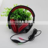 Headphone With Mic For Laptop Computer, 3.5 mm Earphone for Cell Phone, stylish Headphone