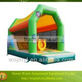 inflatables jungle jumping for rental industry bouncy slide/inflatable bounce houses