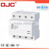 MV+MN series automatic recovery over/under voltage delay protective device