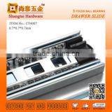 CT4007 40MM Sliding Door Damper For Drawer