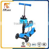 4 wheel snake board kids scooter balance kite board