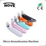 Pretty and colorful microdermabrasion machine facial machine diamond microdermabrasion beauty equipment