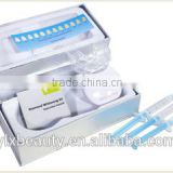 Personal dental oral health care home use teeth whitening cleaning kit/teeth whitening regular care