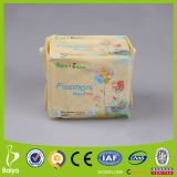 Freemore/OEM FPC night use 280mm Disposable Fluff pulp Women Sanitary Towel/menstruation pad