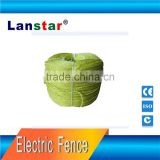 Lanstar high quality fence product, solar panel charge farm fence and livestock fence use, hot sale electric fence accessories