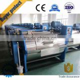 stainless steel industrial washing machine for wool
