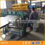 3-6mm full automatic welding fence anti climb machine/CNC fence welded wire mesh machine