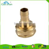 garden hose 3/4 female reducing small union /brass female small union fitting /brass pipe fitting quick union