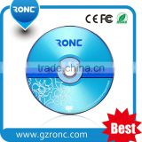 Good Quality 50pcs Shrinkwarp Packed Ronc Brand Blank 4.7gb Melody dvd-r
