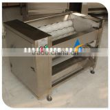 vegetable potato carrot taro cassava ginger yam root washing and peeling washer peeler machine