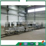 Fruit&vegetable processing equipment line