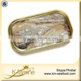 Canned Sardine 125g With Very High Trade Assurance