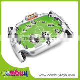 Best selling mini soccer board music hand toy play a football game