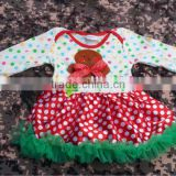 New Arrival! Wholesale Boutique cute fashion fancy pageant new born baby dress for babies competition for kids fluffy skirt