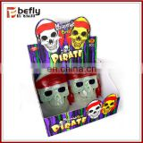 Hot sale glow in the dark pirate mask toy