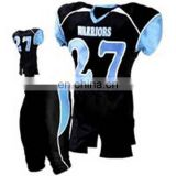 High quality american youth football uniforms