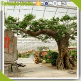 2018 life size artificial banyan tree factory cheap big artificial tree for sale